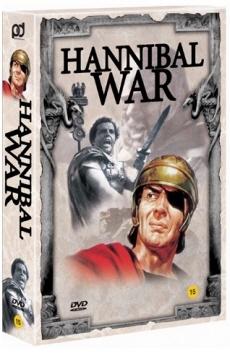 [DVD] 한니발 전쟁 박스 (한니발 전쟁 + 스키피오 아프리카누스) / [2disc/아웃박스 포함]