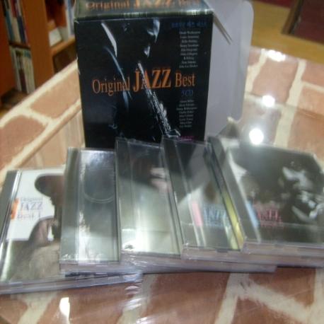 [CD] 오리지날 째즈 베스트 Original Jazz Best - 5 CD