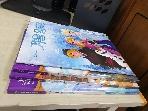 디즈니 잉글리시 리딩클럽 스페셜 에디션 총3권 + 특별판 (세이펜, 리키북) -- 상세사진 올림