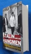 Stalin and His Hangmen (스탈린과 그의 교수형 집행 인 )    [ Hardcover] / 사진의 제품   / 상현서림 / :☞ 서고위치:XD 1 * [구매하시면 품절로 표기됩니다]