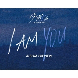 [미개봉] 스트레이 키즈 (Stray Kids) / I Am You (3rd Mini Album) (I Am/You Ver)