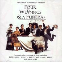 [중고] O.S.T. / Four Weddings & A Funeral - 네번의 결혼식과 한번의 장례식