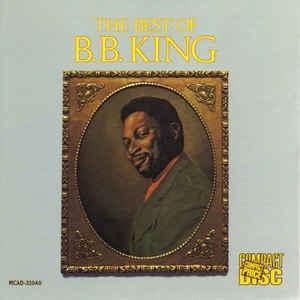 [수입] B.B. King - The Best Of B.B. King