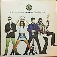 [일본반] Brand New Heavies - Brother Sister