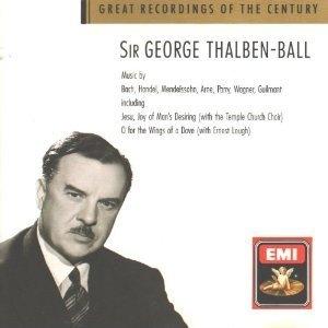 Sir George Thalben-Ball / Great Recordings of the Century : Sir George Thalben-Ball (수입/미개봉/cdh7638272)