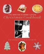 The Martha Stewart Living Christmas Cookbook (Hardcover)