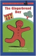 The Gingerbread Boy: Level 2( Puffin Easy-To-Read )