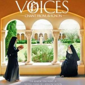 [미개봉] Benedict Nuns / The Nuns - Chant From Avignon (미개봉/DD7981)