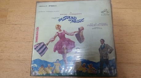 SOUND OF MUSIC OST