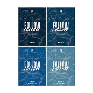 [미개봉] 몬스타엑스 (Monsta X) / Follow - Find You (Mini Album) (1/2/3/4 Ver. 랜덤 발송)