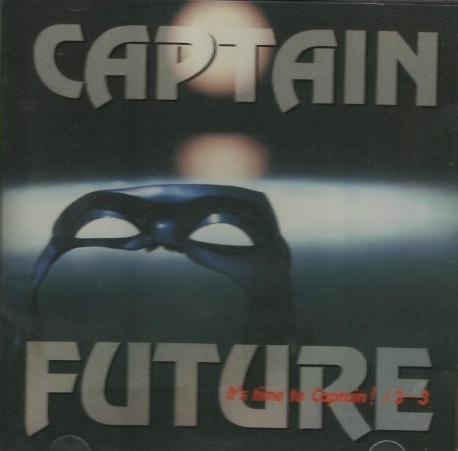 캡틴퓨쳐 (Captain Future) 4집 - It's time to Captain! / 3-3 * 송재준 (캡틴 퓨쳐)