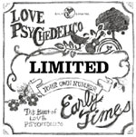 LOVE PSYCHEDELICO - Early Times : The Best Of LOVE PSYCHEDELICO