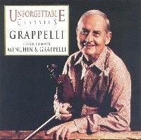 Stephane Grappelli, Yehudi Menuhin / Unforgettable Classics (수입)