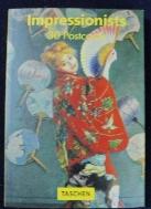 Impressionists Postcard Book (PostcardBooks) /사진의 제품  ☞ 서고위치:GU 1 *[구매하시면 품절로 표기 됩니다]