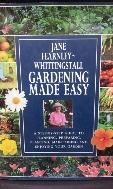Jane Fearnley Whittingstall GARDENING MADE EASY