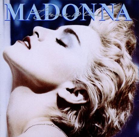 [일본반] Madonna - True Blue