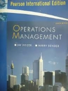Operations Management - 8th ★CD없음★ #