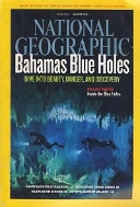 National Geographic 2010.8 BAHAMAS CAVES