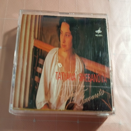 (중고TAPE) Tatyany Shebanova - Plays chopin Favourties