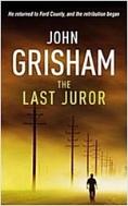 Last Juror (Paperback) -짙은 변색외 양호