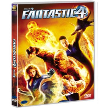 (DVD) 판타스틱4 (Fantastic Four, 1disc)