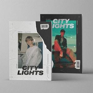 [미개봉] 백현 / City Lights (1st Mini Album) (Day / Night Ver. 랜덤 발송)