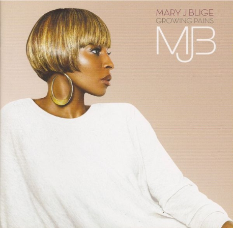 [일본반] Mary J. Blige - Growing Pains [+4 Bonus Track]