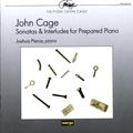 Joshua Pierce / 케이지 : 소나타와 프리페어드 피아노 (Cage : Sonatas & Interludes For Prepared Piano) (수입/WER6015650)