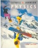 [영어원서 물리학] Physics (John D. Cutnell 외, 2001년 5판) [양장]