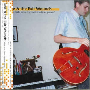[일본반] June & The Exit Wounds - A Little More Haven Hamilton, Please