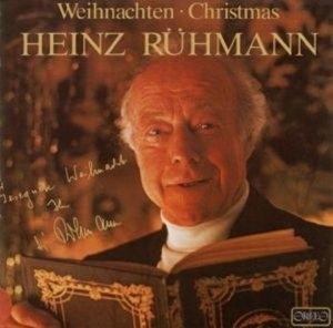 Heinz Ruhmann / Weihnachten, Christmas (수입/미개봉/c037821a)