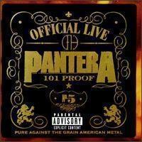 [미개봉] Pantera / Official Live : 101 Proof