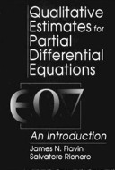 Qualitative Estimates for Partial Differential Equations : An Introduction (ISBN : 9780849385124)