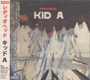 [일본반] Radiohead ?? Kid A