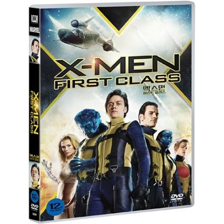 (DVD) 엑스맨 : 퍼스트 클래스 (X-Men : First Class)