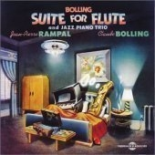 Claude Bolling, Jean-Pierre Rampal / Suite For Flute And Jazz Piano Trio (하드커버없음)