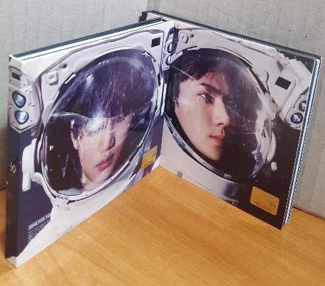 엑소 (EXO) - 겨울 스페셜 앨범 : Sing For You [Chinese Ver.]