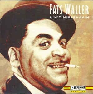 [수입] Fats Waller - Ain't Misbehavin'