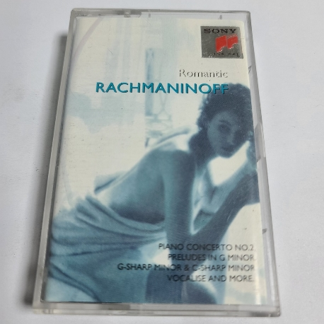 (중고TAPE) Romantic Rochmaninoff
