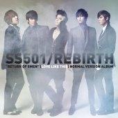 [미개봉] 더블에스 501 (SS 501) / Rebirth (미개봉)