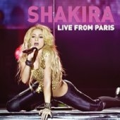 Shakira / Live From Paris (CD & DVD)