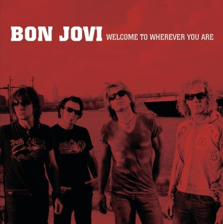 Bon Jovi - Welcome To Wherever You Are (홍보용 음반)