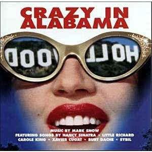 [수입] O.S.T - Crazy In Alabama [+1 Bonus Track]