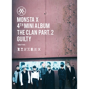 [중고] 몬스타엑스 (Monsta X) / The Clan 2.5 Part.2 Guilty (4th Guilty Ver.)