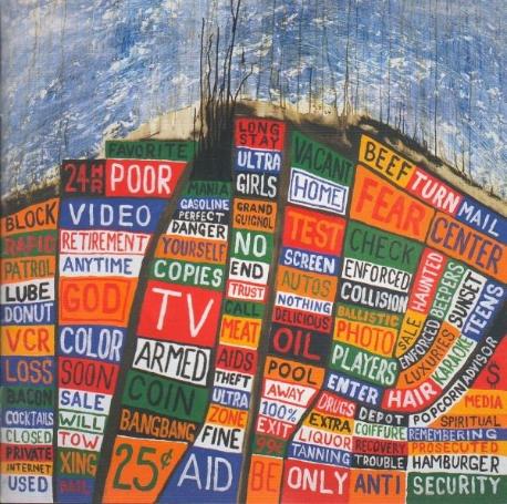 [일본반] Radiohead - Hail To The Thief