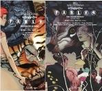 페이블즈 디럭스 에디션 1,2 전2권(Fables: Deluxe Edition Book One)