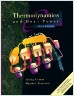 Thermodynamics and Heat Power (Hardcover, 6th)
