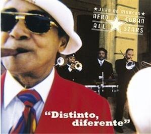 Juan De Marcos's Afro Cuban All Stars / Distinto, Diferente (수입)