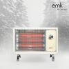 [최저가] [EMK] 감성 레트로 전기히터 EQH-S1612