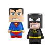 [groovy]슈퍼히어로 슈퍼맨&배트맨 LED 스탠드 무드등, 수면등, 수유등